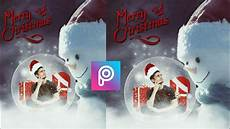 picsart christmas special photo editing 2020 best picsart merry christmas photo editing