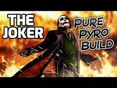 souls 3 the joker pyro build
