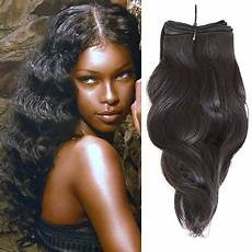 16 inches curly wavy malaysian hair extensions fly mal 406