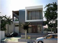 Home Design and House Plane: Modern homes exterior designs