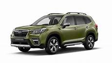 subaru forester xv eboxer hybrids arriving in early 2020