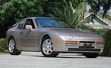 28k Mile 1988 Porsche 944 Turbo S Silver For Sale On