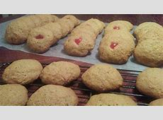 soft and chewy pineapple cookies_image