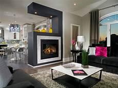 raumteiler küche wohnzimmer modernes wohnzimmer mit kamin gestalten 30 bilder