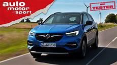 Opel Grandland X Ein Echter Opel Test Review Auto