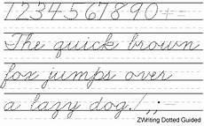 handwriting worksheets with starting dots 21631 penmanship writing is damental from gwendolyn hoff