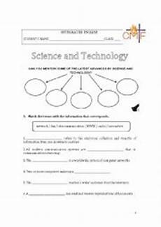 science technology worksheet 12409 science and technology worksheets