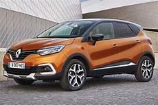 Renault Captur 2017 Facelift J87 Generation