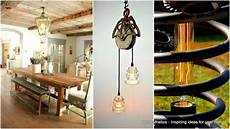 23 shattering beautiful diy rustic lighting fixtures to pursue homesthetics inspiring ideas