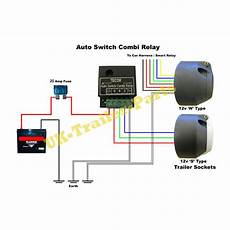 20 s type 12v tec2m self switching dual charge relay towing and trailers ltd