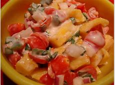 creamy mango salsa_image