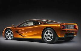 The McLaren F1 Greatest Supercar Of All Time