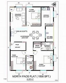 south facing duplex house plans vastu shastra house plan north facing in 2020 indian