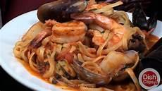 frutti di mare tutto famiglia italian food linguini frutti di mare