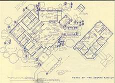 addams family house plans here is the floorplan of the quot addams family quot house one fan