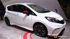 2016 Nissan Note Nismo Exterior And Interior Walkaround