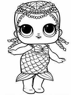 Ausmalbilder Lol Meerjungfrau N De 30 Ausmalbilder L O L Dolls