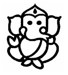 Simple Ganesha Drawing Search Ganesha Ideas