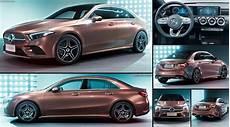 mercedes a class l sedan cn 2019 pictures