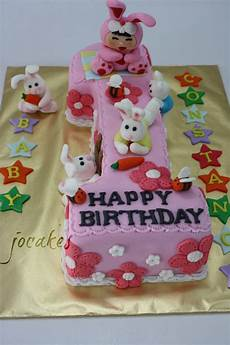 birthday cake for 1 year baby constance jocakes