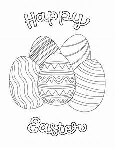20 best easter coloring pages for easter crafts for
