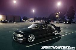 Random Snap >> A Bagged Out Ls400  Speedhunters