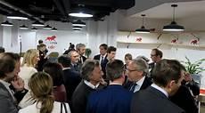 Inauguration Du Cus Em Lyon Business School Et Du
