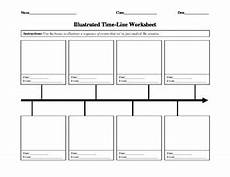 timeline worksheets 3078 illustrated timeline worksheet by helpful high school handouts tpt