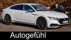 Vw Arteon Review Elegance 2018 New Volkswagen