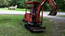 1988 kubota kh 41 mini excavator