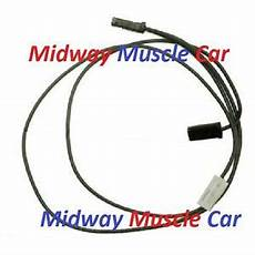 basic light wiring diagrams 71 malibu 70 71 72 chevy chevelle ss malibu dual horn wire wiring extension harness ebay