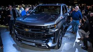 The 2019 Chevy Silverado 1500 Is Getting A Diesel