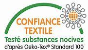 Résultat d'images pour certification oeko tex