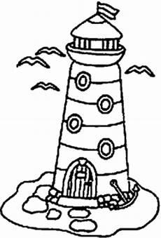 Window Color Malvorlagen Leuchtturm Leuchtturm Mit Anker Ausmalbild Malvorlage Gemischt