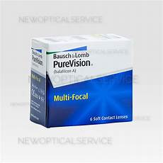 bausch lomb purevision multifocal 6 pz grossista new