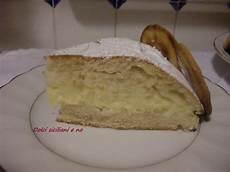 crema pasticcera bianca torta bianca con crema pasticcera e biscottini dolci siciliani e no