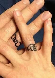 20 magnificent wedding ring tattoos ideas sheideas