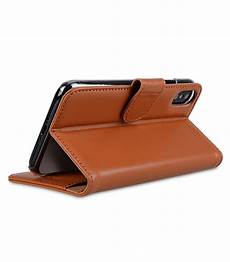 premium leather for apple iphone x wallet book