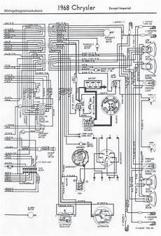 1929 chrysler model wiring diagram 1968 s chrysler all models electrical wiring diagram schematic wiring diagrams solutions