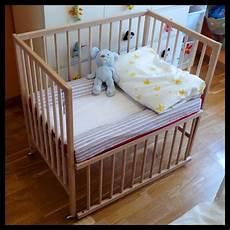 sniglar crib co sleeper ikea babybett beistellbett