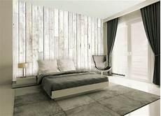 tapeten beispiele schlafzimmer tapete in holzoptik 24 effektvolle wandgestaltungsideen