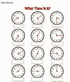 the time worksheets esl 3816 telling the time interactive worksheets