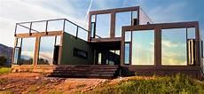 Combien Co 251 Te Une Maison En Fabriqu 233 E Containers Maritimes