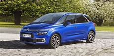 2017 Citroen C4 Picasso Grand Picasso Facelift Unveiled