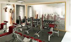 Desain Interior Ruang Fitness