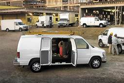 2012 Ford Econoline Cargo Van Review Trims Specs Price