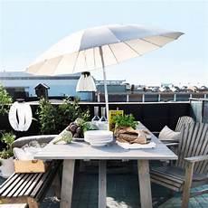 Sonnenschirm Ratgeber F 252 R Balkon Und Terrasse Living