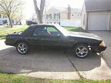 Find Used 1991 Ford Mustang LX Convertible 2 Door 23L In
