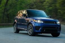 svr range rover 2015 land rover range rover sport svr review automobile