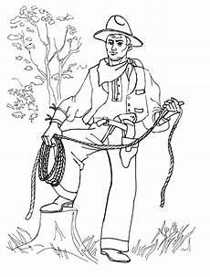 ausmalbilder malvorlagen cowboy kostenlos zum